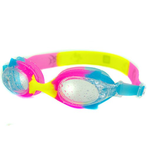 Ispeed Sailor Kid Swim Goggle (Red/Yellow/Blue)