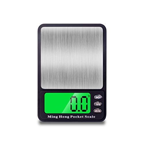 YYHSND Electronic Scale Precision Electronic Mini Jewelry Scale Baking Food Gram Electronic scale (Size : 300G/0.1g)
