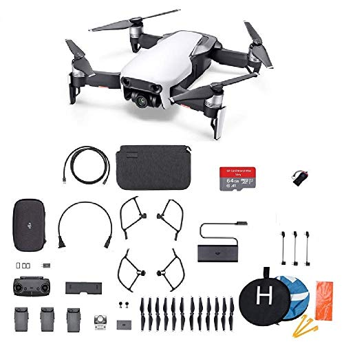 DJI Mavic Air (M-AIR.FMC.WHT.Bundle 1 RB)
