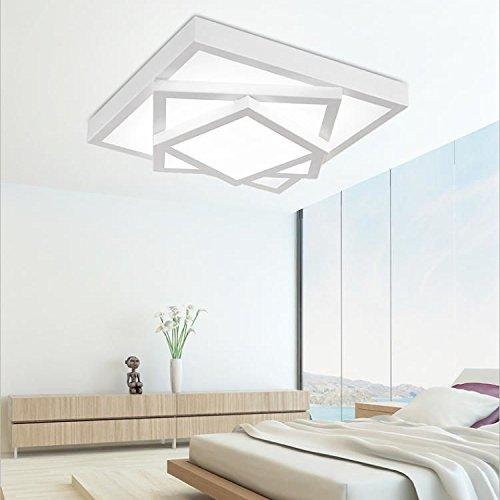 XZHXQ&KXMYT Lámpara De Techo De Led Lámpara De Dormitorio De ...