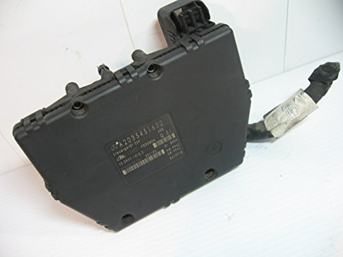 abs control module mercedes - 5