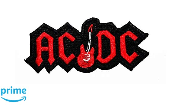 Music A Guitar Indie Hard Rock Heavy Metal Blues Rock Rock and roll Music Logo Patch Embroidered Sew Iron On Patches Badge Bags Hat Jeans Shoes T-Shirt Applique