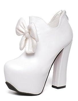 GGX/ Zapatos de mujer-Tacón Robusto-Tacones-Botas-Vestido / Fiesta