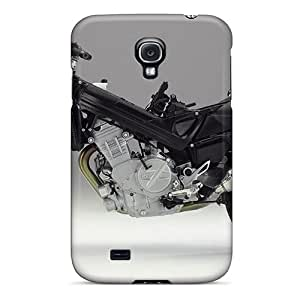 Galaxy S4 Hard Back With Bumper Silicone Gel Tpu Cases Covers Bmw F800 St Cutaway