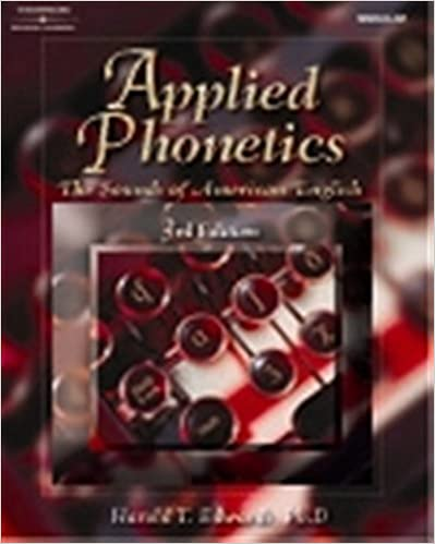 Applied Phonetics: The Sounds of American English, 3rd