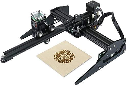 Ortur Laser Master 180 Desktop Lasergravierer Lasergravurmaschine 32-Bit-Motherboard LaserGRBL-Steuerungssoftware Einfach zu installieren 3W
