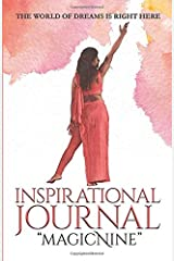 Inspirational Journal: The World Of Dreams Is Right Here Paperback
