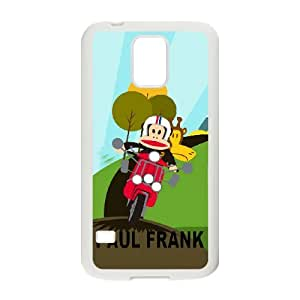 Monkey Paul Frank For Samsung Galaxy S5 I9600 Csae protection Case DHQ637078