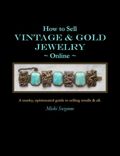 Estate Vintage Antique - How to Sell Vintage & Gold Jewelry Online