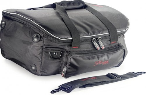 - Stagg SBOB Padded Nylon Bongo Set Bag, inch (