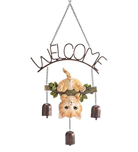 Kitten Welcome Bells (Bell Welcome)