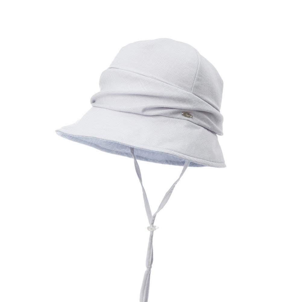 LTS 彼女の顔を覆っている日曜日の帽子を折りたたみます。 クラシックキャップ One Size A B07Q5G45DT