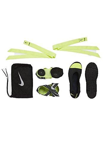 san francisco 3edfb 0e815 Nike Studio Wrap Pack 2 NRG Dance Shoes Barre Shoes (12, BlackVolt