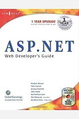 ASP.net Web Developer's Guide (With CD-ROM) by Jonathon Ortiz (2001-12-15) Paperback