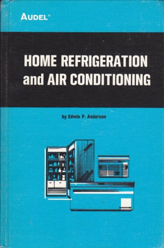 Home Refrigeration and Air Conditioning