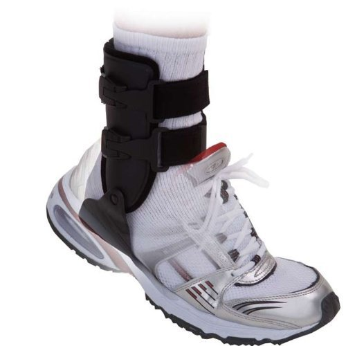 Bledsoe Axiom Hinged Stirrup Ankle Brace (Large - Left) by Bledsoe Braces by Bledsoe Braces