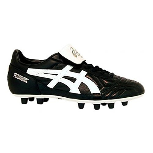 Asics Scarpa Calcio Testimonial Light Nr Col. Black/White-44