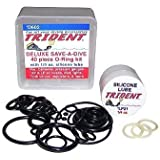 Trident Deluxe Save-A-Dive 40-Piece O-Ring Kit