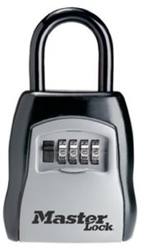 Master Lock 5400D Set Your Own Combination