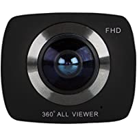 Vivitar 360 Action Camera DVR988-BLK Black