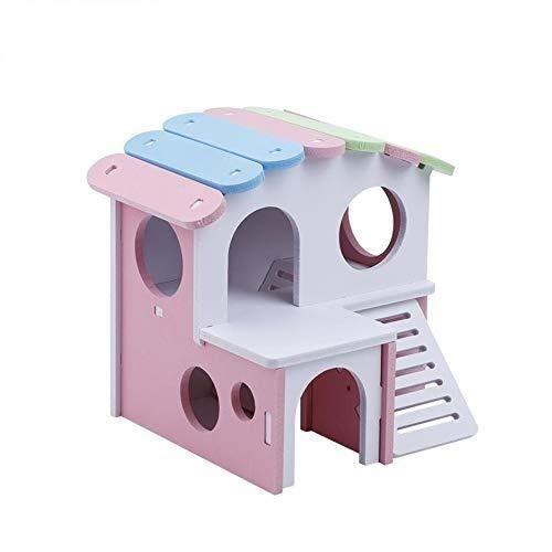 WFHhsxfh Casas de casa Accesorios para Mascotas Marraqueo Hamster ...