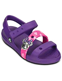 Sandália Crocs Keeley Sandal Minnie