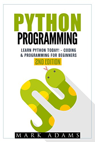 python 3 for absolute beginners ebook