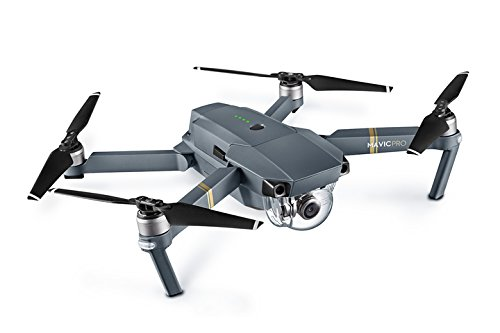 DJI Mavic Pro Refurbish Mini Portable Drones Quadcopter (Certified Refurbished)