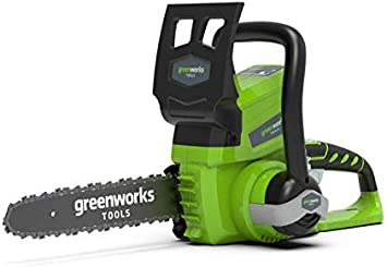 Greenworks 24V Cordless Chainsaw - The Most Affordable Cordless Electric Chainsaw