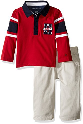 Tommy Hilfiger Baby Sleeve Pants