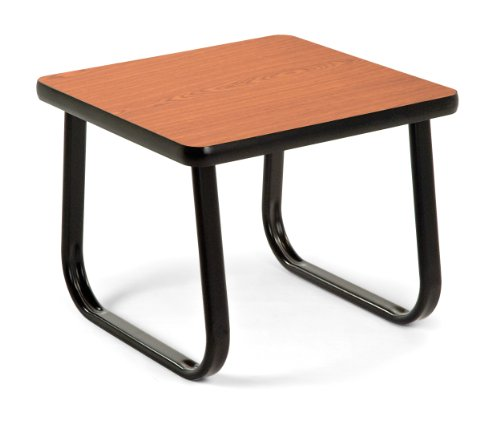 Scuff Base End (OFM TABLE2020-CHY End Table, 20 by 20-Inch, Cherry)