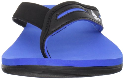 buy cheap best place adidas Men's Calo 4 Sandal Black/Prime Blue/White for nice genuine for sale sale in China sale pay with paypal ACm7eEFm