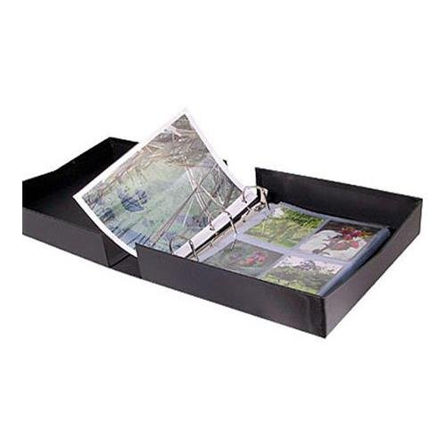 Archival Methods RingFolio Binder Box, 1.5