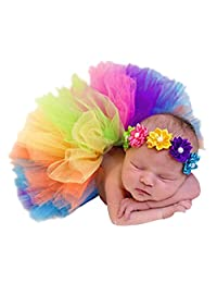 Evelin LEE Newborn Toddlers Baby Girls Boys Costume Photography Prop Tutu Dress