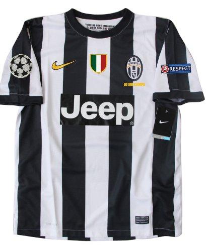 the latest d5bde 7451d Amazon.com : New 12-13 Juventus Home Football Shirt Paul ...