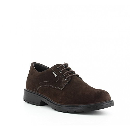 IGI CO Men's Trainers Dark Brown (Di Moro) cheap sale cost 6cpXBCyLLO