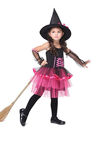 Young Britney Spears Costume (Halloween Hat Costume Set - bigxxx Witch Style Cosplay Various Patterns Four Sizes 340G M)