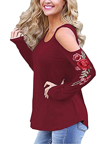 Embroidered Button Shirt - 7