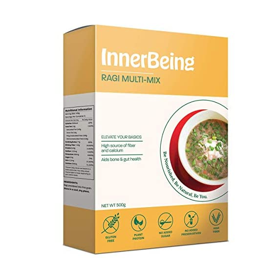 InnerBeing Ragi Multi Mix