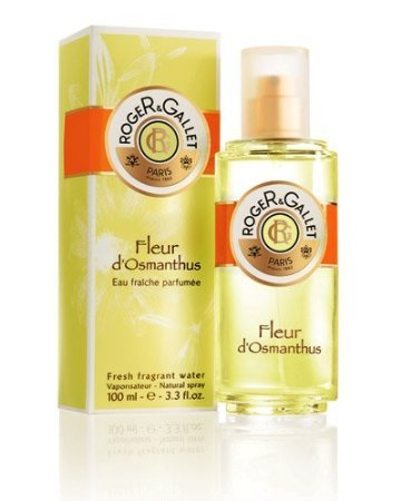 Roger & Gallet, profumo Fleur d'Osmanthus, spray fresco e profumato a base d'acqua, 100 ml USA