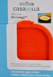 Casabella Silicon Micro Egg Orange