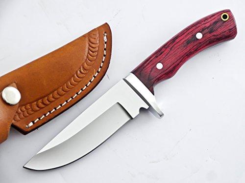 Cheap Poshland Knives BC-506 – Handmade 440C Steel 9 Inches Skinner Knife -Stunning Design