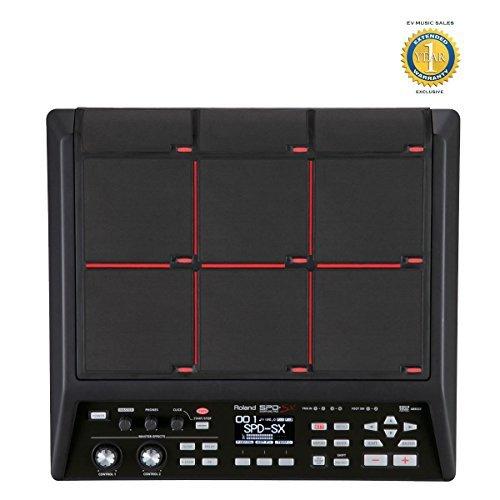 electronic drum pad roland - 6