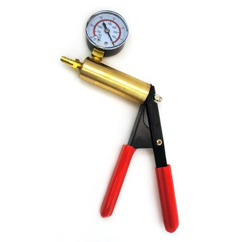 PMD Products Hand Held Vacuum Pump with Vacuum to