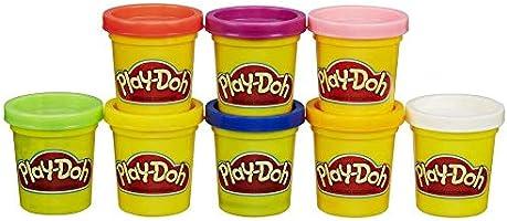 Massinha Play-Doh, Hasbro, Colorido, 8 Potes