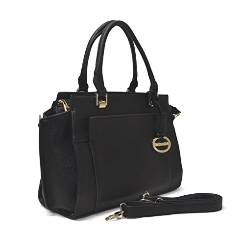 Sorrentino Sori Collection No. 761 Simple Tote (Black)