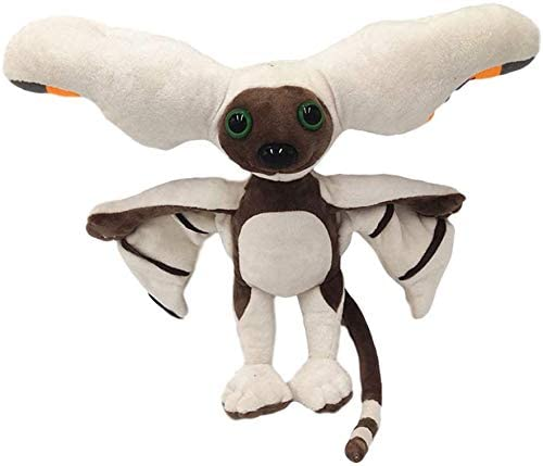 """The Last Airbender Resource 16/"""" Appa Avatar or 11/"""" Momo Stuffed Plush Doll Toy"""