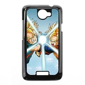 HTC One X Cell Phone Case Black Dragon Ball DIY Hard Phone Case Cover XPDSUNTR22909