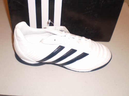 wholesale dealer 67913 92f16 ... UK adidas kinderufss Zapatillas de Fútbol Quito lll TRX TF J, blanconegro,  UK