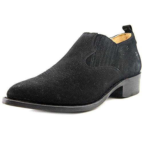 Pictures of FRYE Women's Billy Shooties Pointed Toe - Black One Size 1